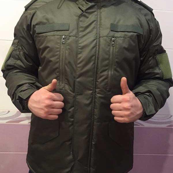 Куртка Атакс