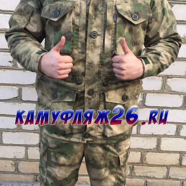 Костюм <<Смок>> Зима — Мох